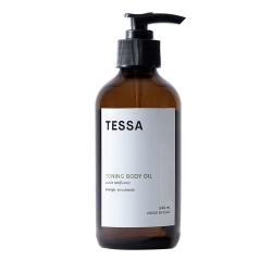 tessa-TONING-BODY-OIL-lasertam-life